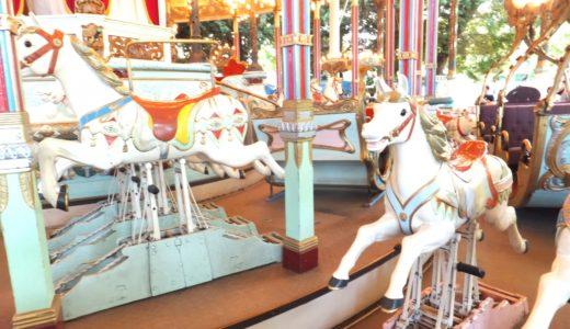 エルドラドはどこの遊園地へ移設?としまえんの世界最古級の回転木馬!