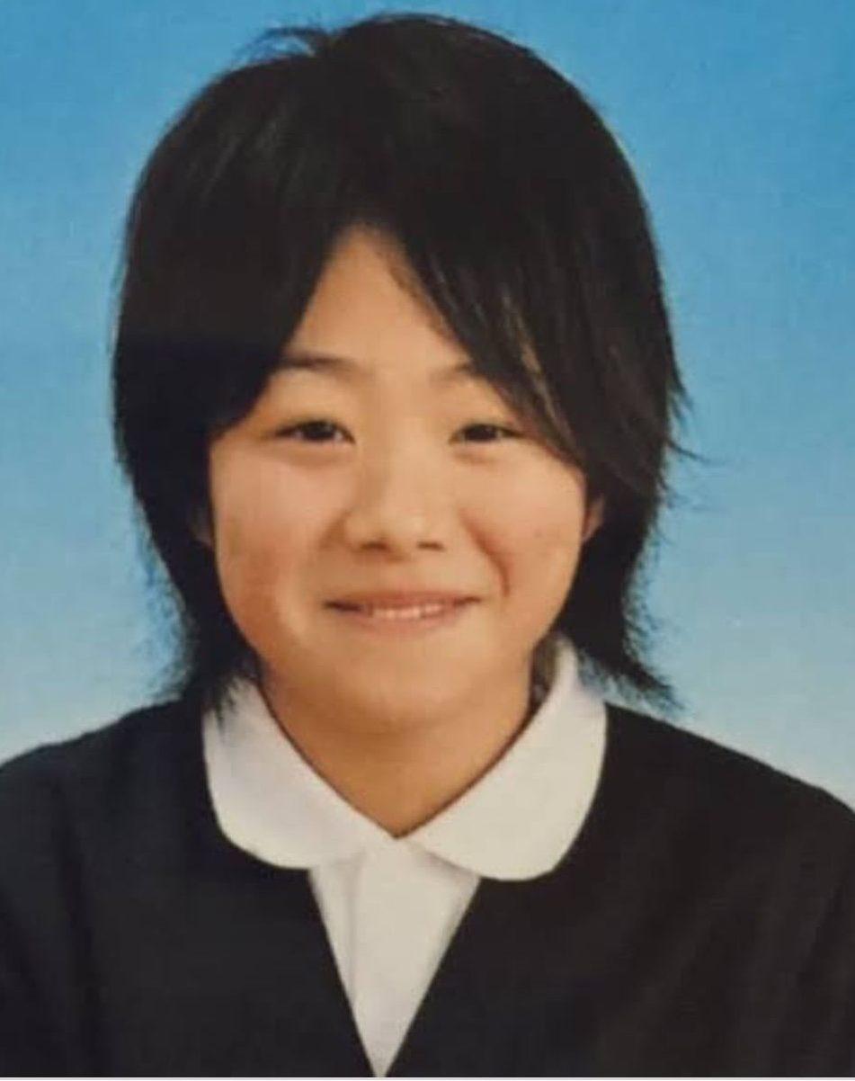 大橋和也の小学生の卒アル写真
